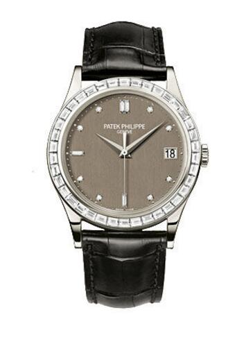 Best Patek Philippe Calatrava 5298P 5298P-001 replica watch
